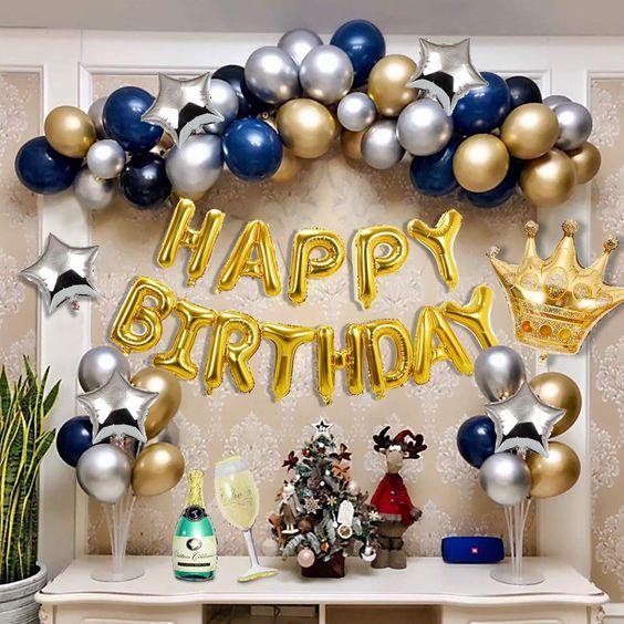 Fiestas de cumpleaños para hombres