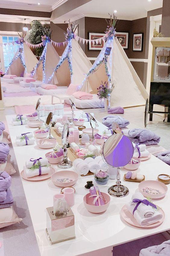 Fiestas de cumpleaños temáticas